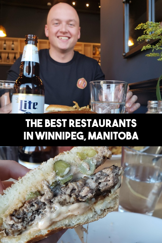 Winnipeg restaurants